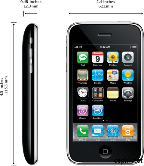 iphone modelo a1387 precio