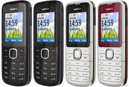 Nokia C1 01 CeplikCom