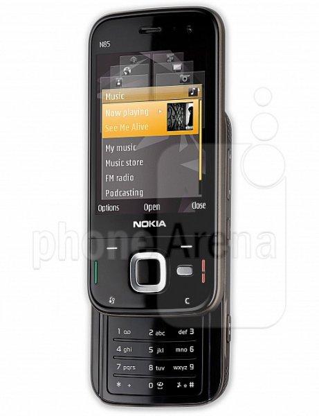 Nokia N85 – Ceplik.Com