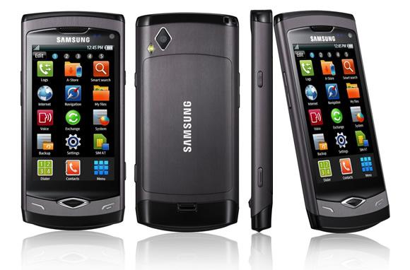 Samsung S8500 Wave 1