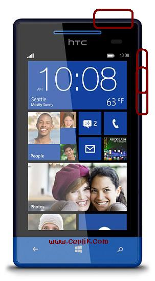 ‎Windows Phone 8S Format Atma