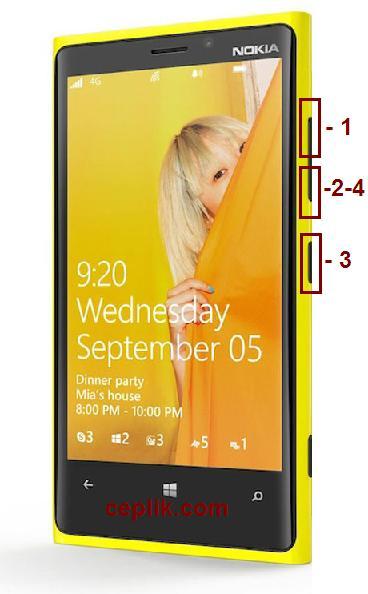 lumia 920 format