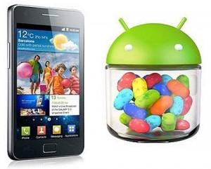 Samsung Galaxy S2 i9100 4.1.2 Jelly Bean Güncellemesi