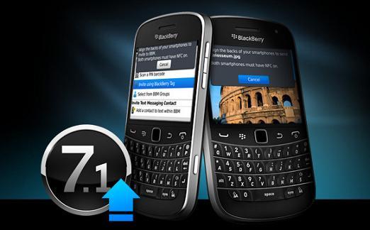 blackberry 9900 bold touch yazılım güncelleme