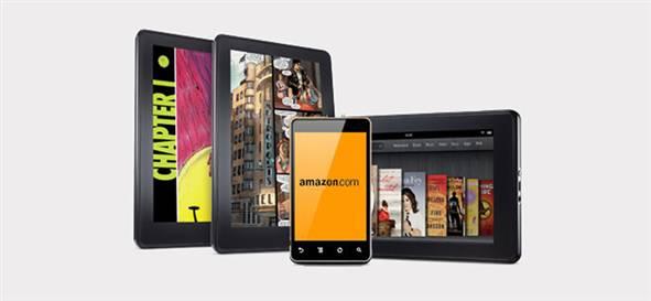 Amazon 3d telefon