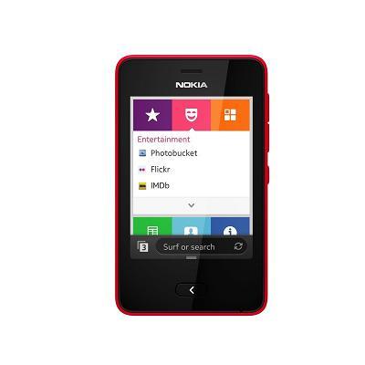 Nokia Asha 501 çift sim