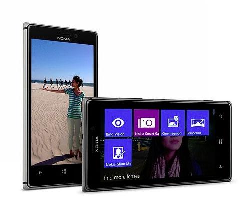 Nokia Lumia 925 alüminyum kasa