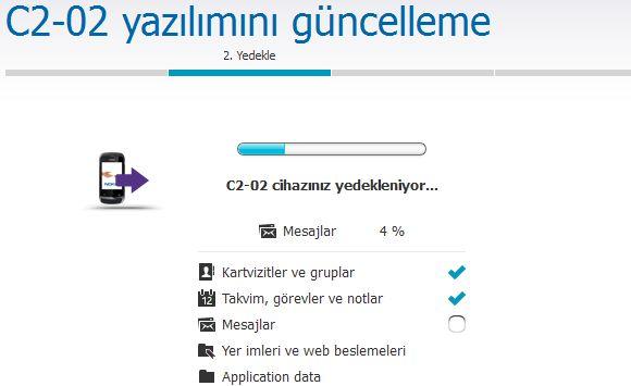 Nokia c2-02 yazılım güncelleme 5