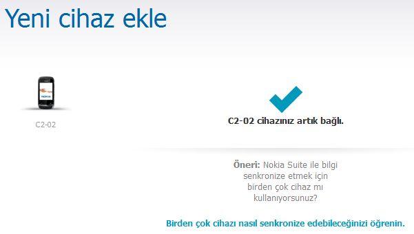 Nokia c2-02 yazılım güncelleme