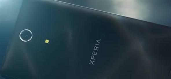 Sony Xperia ZR su altı çekim