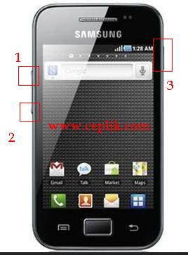 galaxy ace s5830i download mode