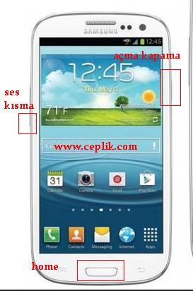 s3 mini i8190 download mode
