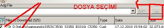 s3353 yazılım