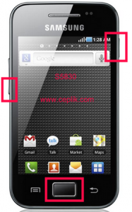 galaxy ace s5830 download mode