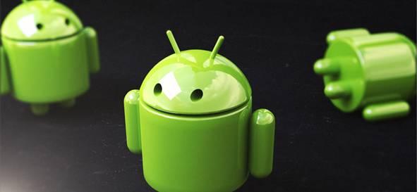 android'in piyasa payı