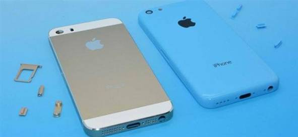 iPhone 5S ve iphone 5C