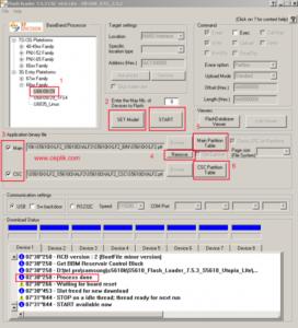 s5610 yazılım yükleme