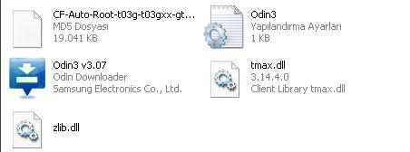 n700 root dosyaları