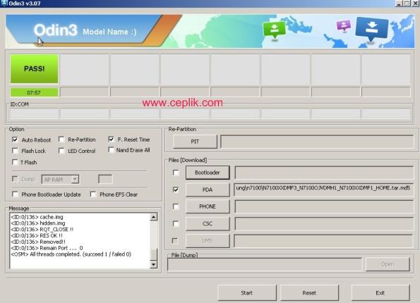 n7100 4.1.2 yazılım güncelleme