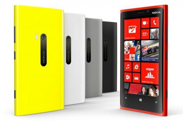 nokia lumia 920 renkleri