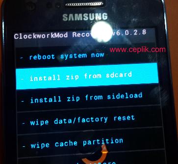 i9105P root 1