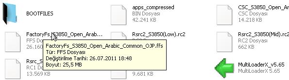 s3850 arapça arapça dosyalar