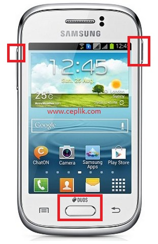 samsung s6312 galaxy young duos format atma