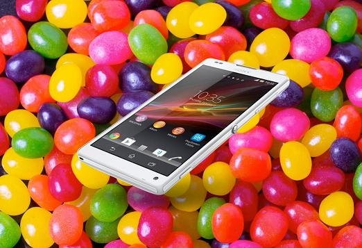 xperia z android 4.3