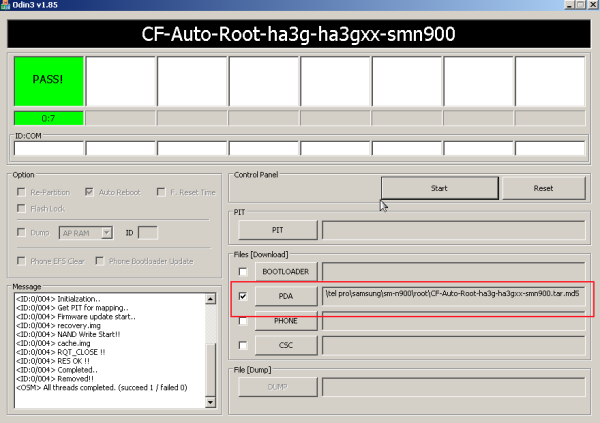 sm-n900 galaxy note 3 root atma