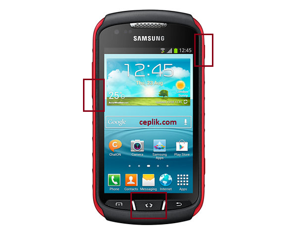 xcover2-s7710-download mode