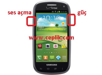 samsung i415 stratosphere 2 format atma