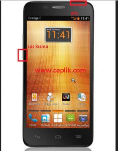 orange hiro ekran görüntüsü kaydetme
