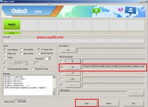 samsung e250l note 2 yazılım yükleme