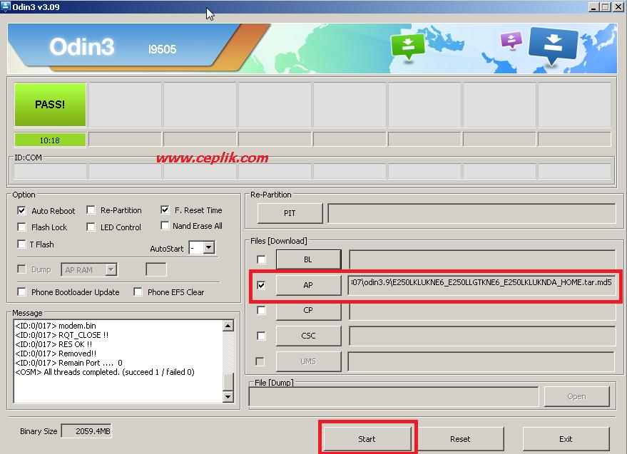 E250l Efs File