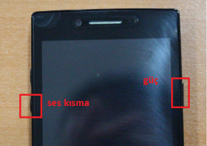 doogee dg450 latte ekran görüntüsü kaydetme