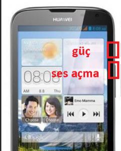 huawei ascend g610 format atma