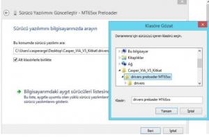 casper via v5 yazılım yükleme 3