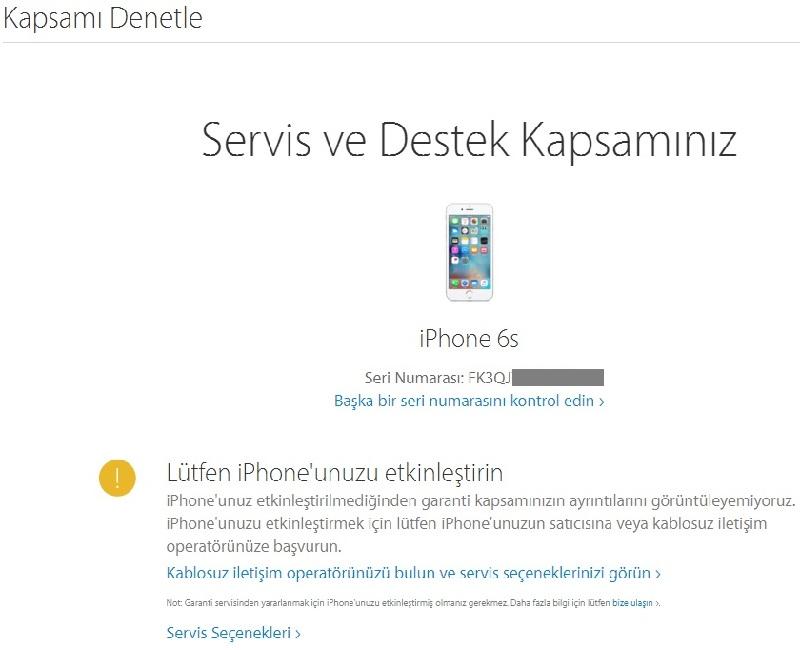 iphone gercekten sifir mi - iPhone Hakkında Sıkça Sorulan Sorular