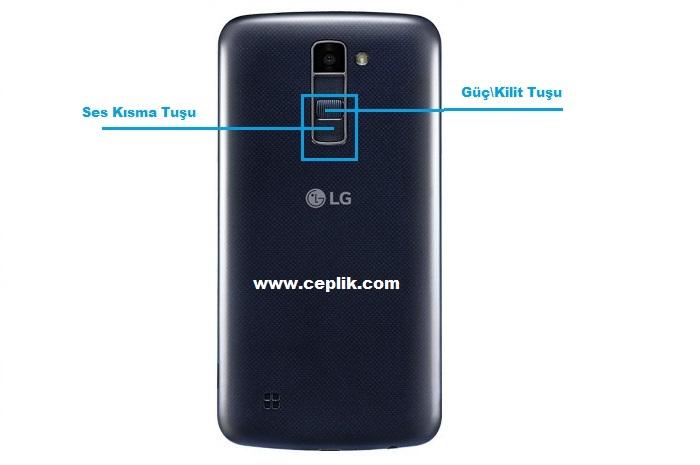 lg-k10-ekran-goruntusu-nasıl-alınır
