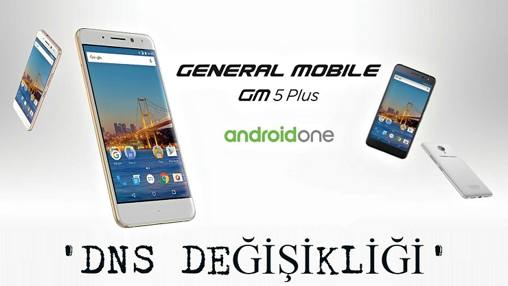 gm-5-plus-dns-degistirme-
