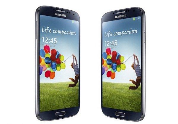 Samsung Galaxy S4 kara sis