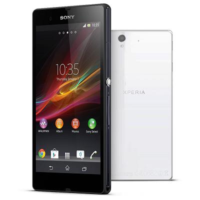 Sony Xperia Z Beyaz
