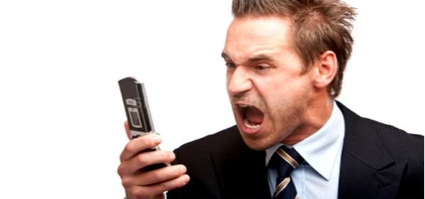 Image result for sinirli telefon konuşması