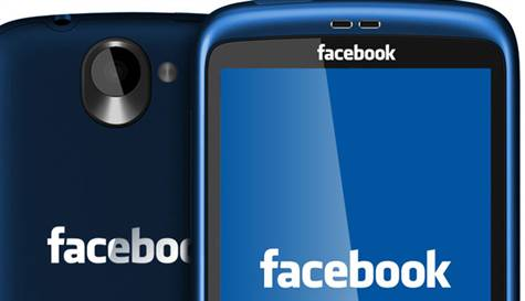 facebook telefonu