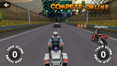 highway rider ios