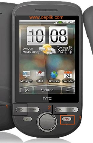 htc tattoo format atma