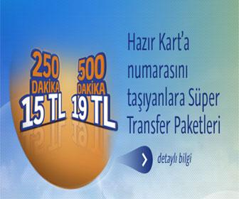 süper transfer 500