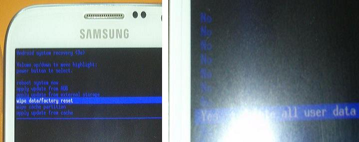samsung galaxy note 2 n7100 recover mode 1