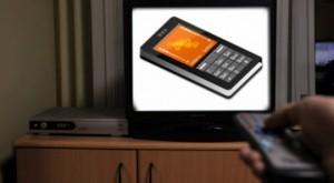 televizyonda satılan cep telefonları
